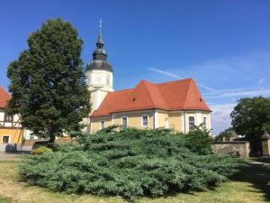 Großkmehlen, Kirche