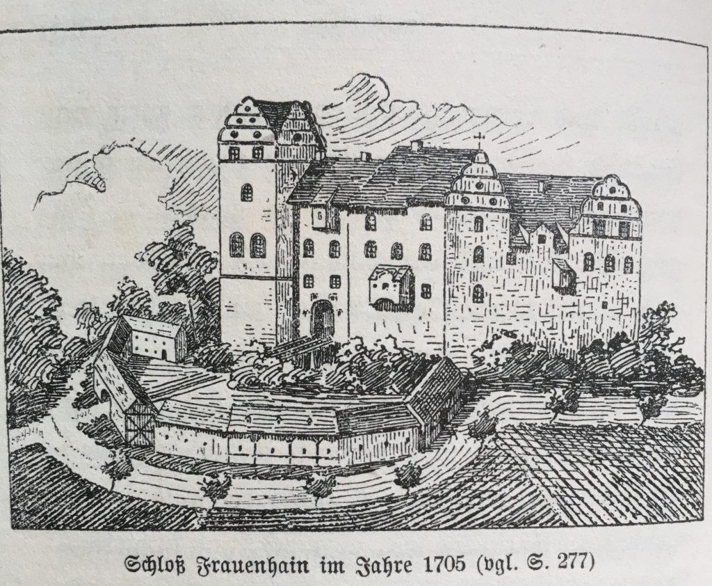 Frauenhain, Schloss