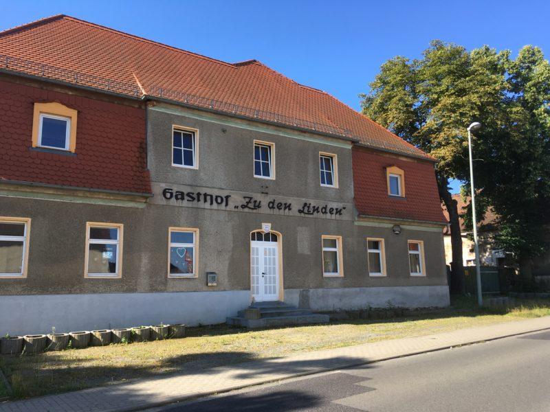 """Gasthof """"Zu den Linden"""""""