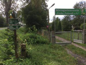 Am Elsterwerda-Grödel-Floßkanal