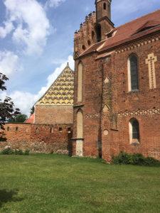 Mühlberg, Klosterkirche