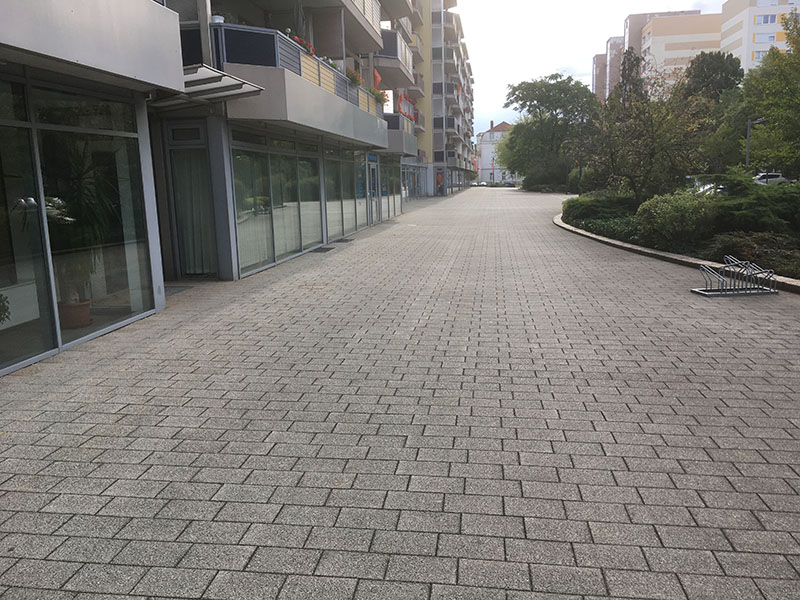 Riesa, Boulevard