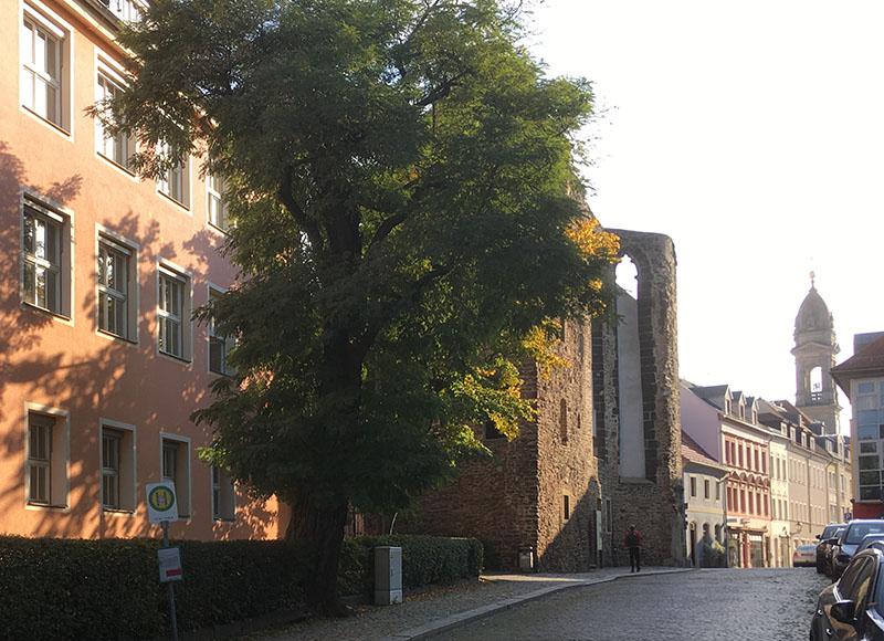 Poststraße, Großenhain