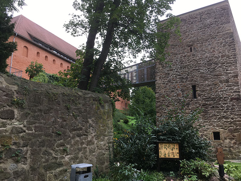 Riesa, Klosterturm