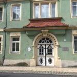 Elsterwerda, Rathausportal