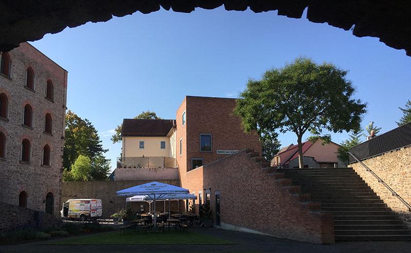 Großenhain, Schlosshof