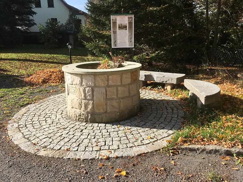 Ponickau, Brunnen