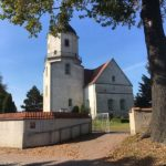 Ponickau Kirche Mauer