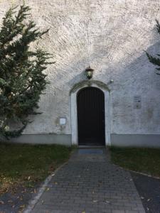 Ponickau Kirche Portal