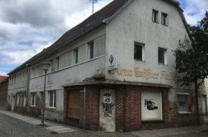 Elsterwerda, Fleischerei Restauration