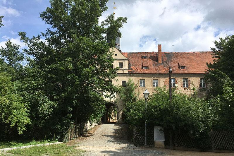 Mühlberg, Schloss
