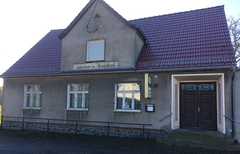 Weißig am Raschütz, ehemaliger Gasthof