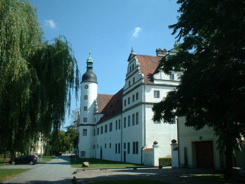 Stallgebäude oder Altes Schloss, Zabeltitz