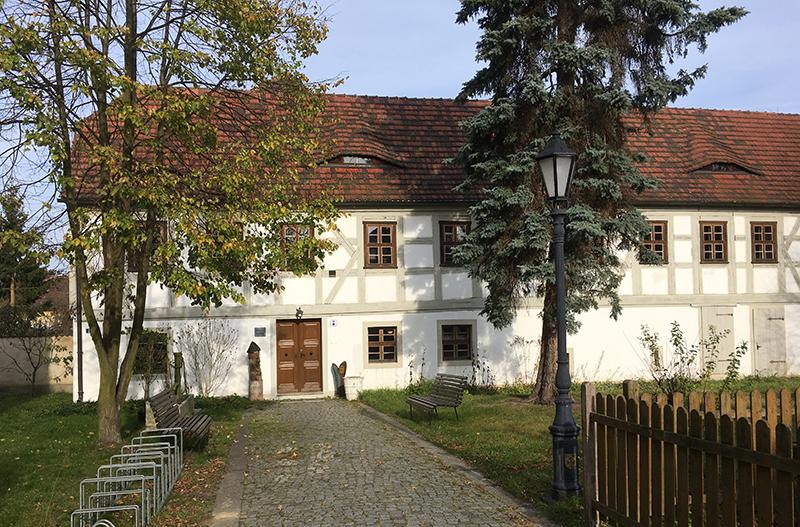 Gutshof Heimathaus