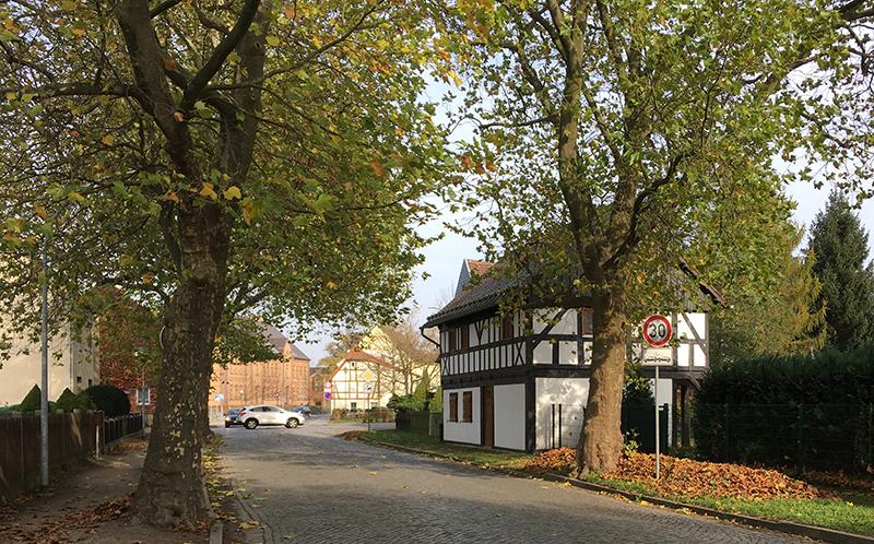 Ältestes Haus Ruhlands, erbaut 1672, saniert 2013/17