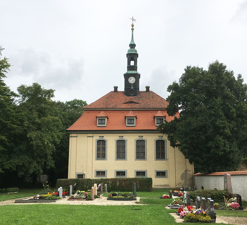 Tiefenau, Schlosskirche