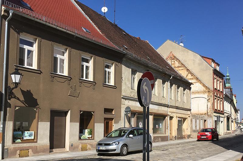 Eulenhaus, Dresdner Straße