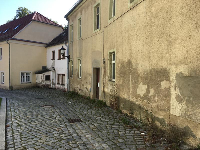 Großenhain, Frohngässchen