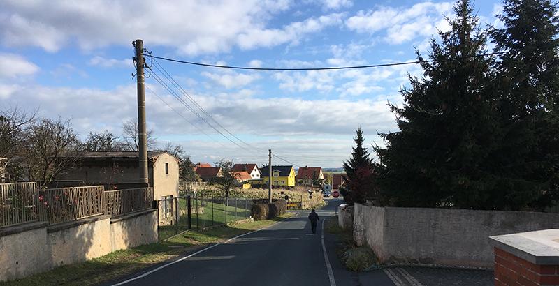Ockrilla, Neue Gröberner Straße