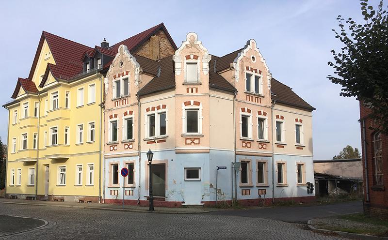 Ruhland, Buntes Haus