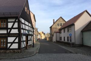 Ruhland, Hospitalstraße