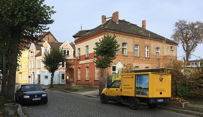 Ruhland, Alte Post