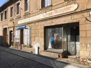 Siegelgasse, Bäckerei Franz Mager 2