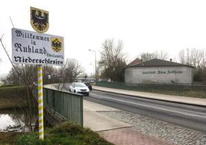 Elsterbrücke, Zollhaus